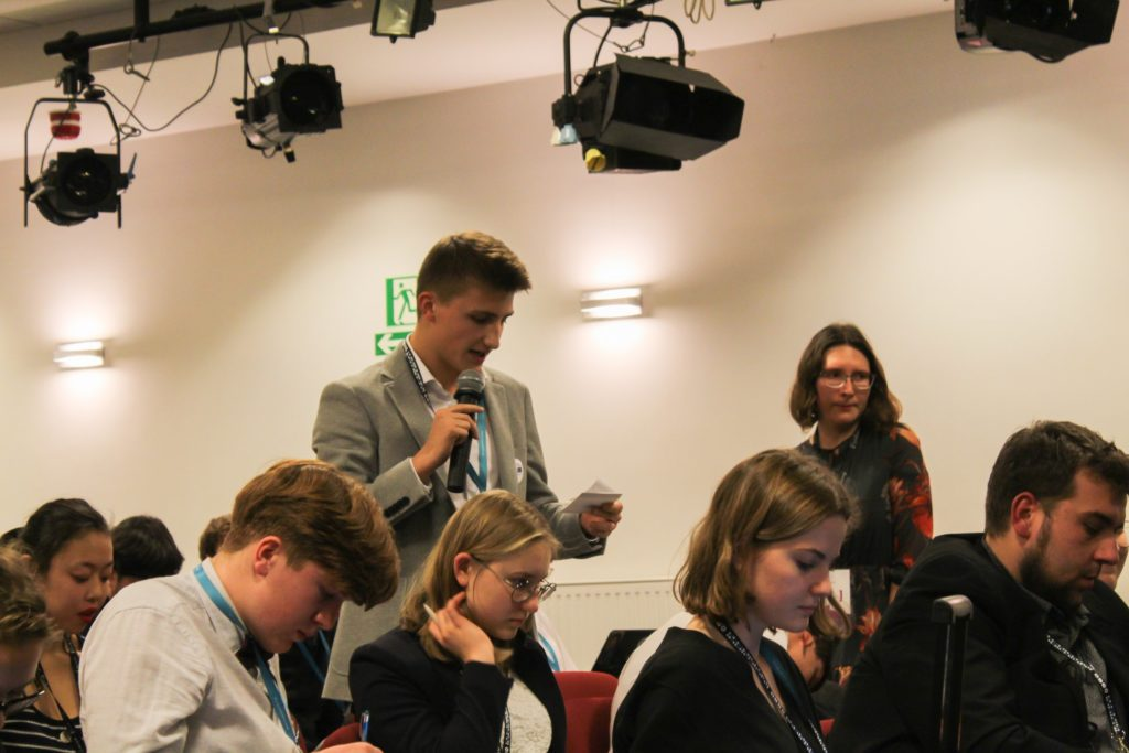 Day Session of EYP Poland in Warsaw | 2019